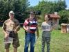 Ľubovoľná odstreľovacia puška - august