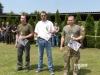 Odstreľ puška  Mini F Class máj